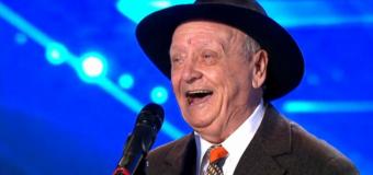 Talentul nu are vârstă. Face spectacol la 82 de ani.  Florin Zgăvârdici – Ce mai faci Maria ?