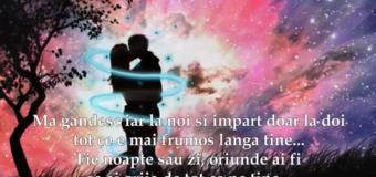 TU…DOAR TU – Maria Dragomiroiu