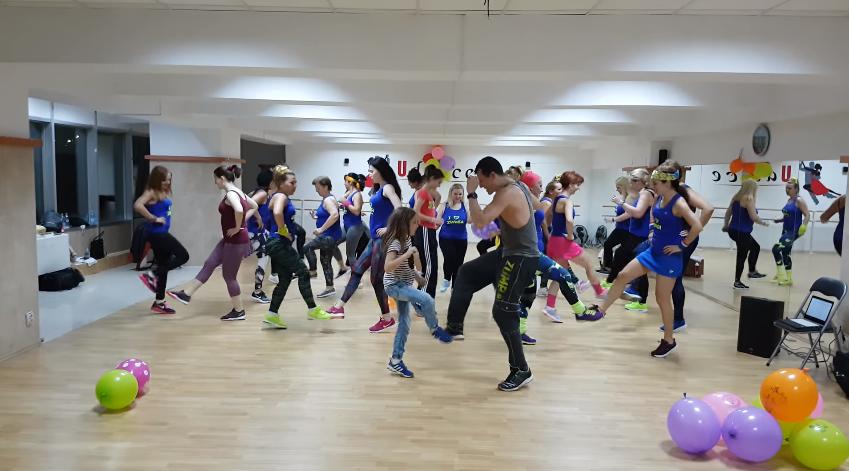 Andrei Osanu - Zumba Fitness