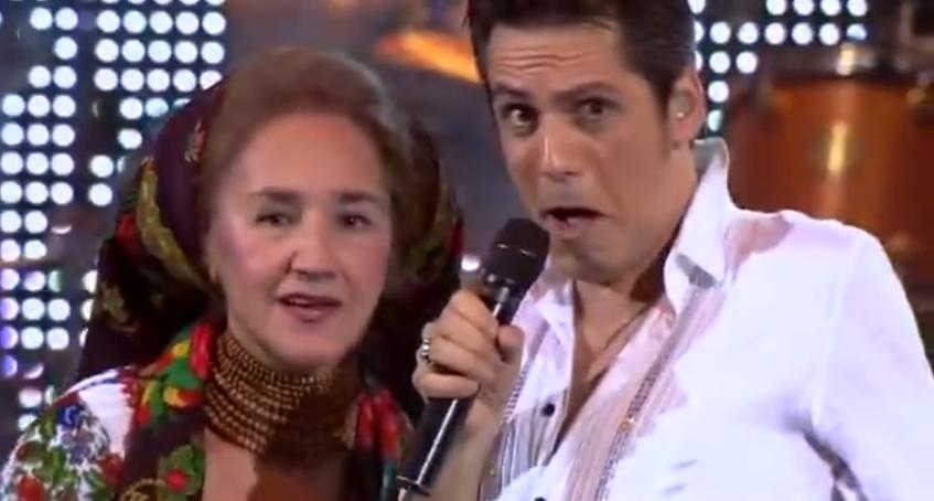 Sofia Vicoveanca și Ștefan Bănică - Jocul caprelor