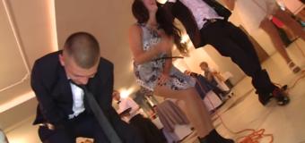 Distractiv la …nunta