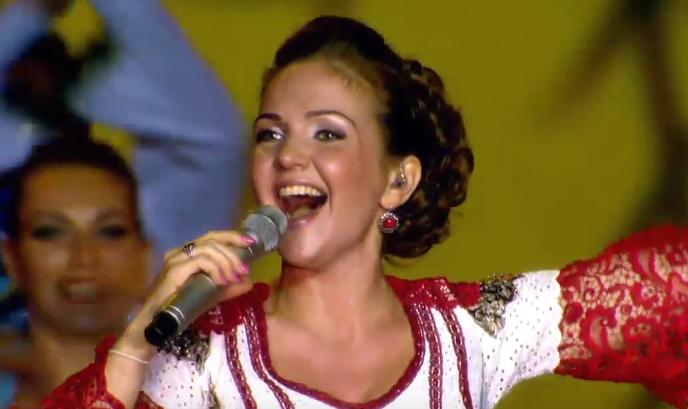 Marina Devyatova - КАЛИНКА