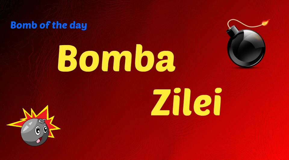 Bomba zilei