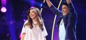 Mohamed Mounir și Nancy Ajram