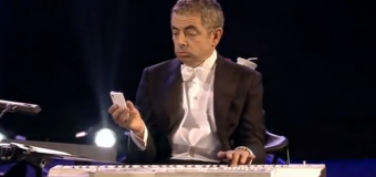 The London Symphony Orchestra with Mr. Bean – Chariots of Fire