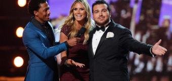 Sal Valentinetti – My Way – America's Got Talent