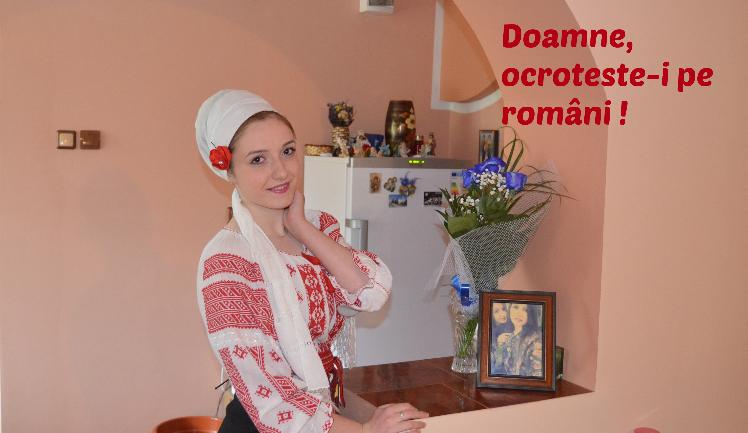 Doamne, ocroteste-i pe români !