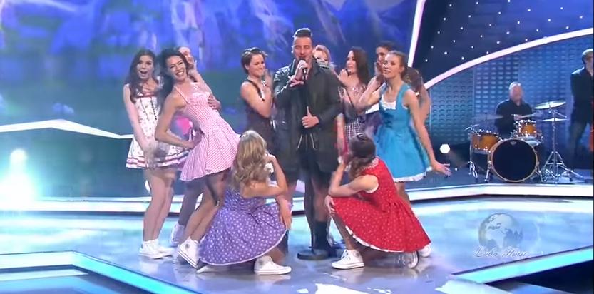 Andreas Gabalier - Heidi, I sing a Liad für di