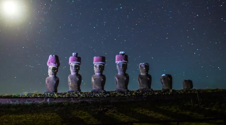 Easter Island - Insula Paștelui