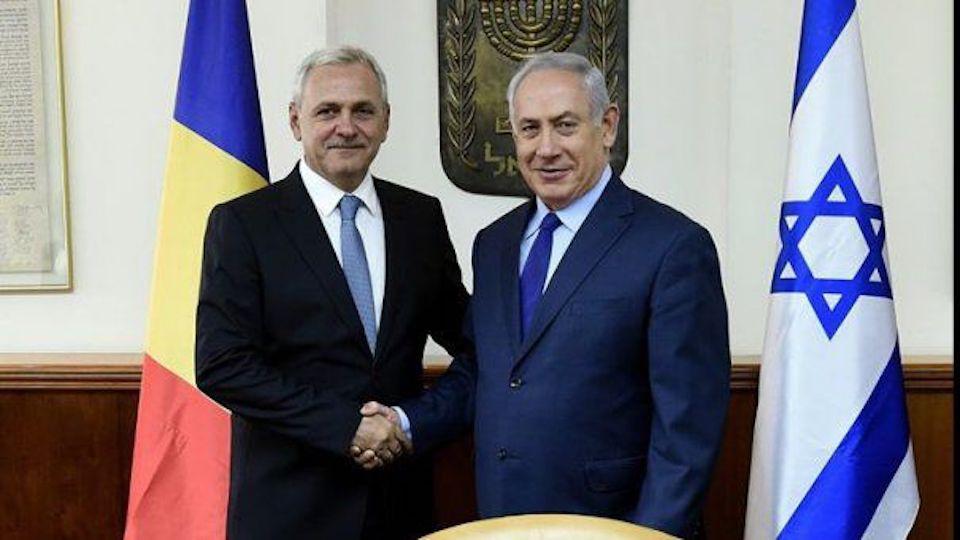 Bomba zilei - Victor Ponta, susține că -Liviu Dragnea a încercat să negocieze în așa fel încât, la nevoie, să fugă în Israel și să nu fie extrădat.