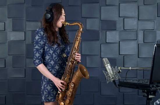 Burden Saxophone