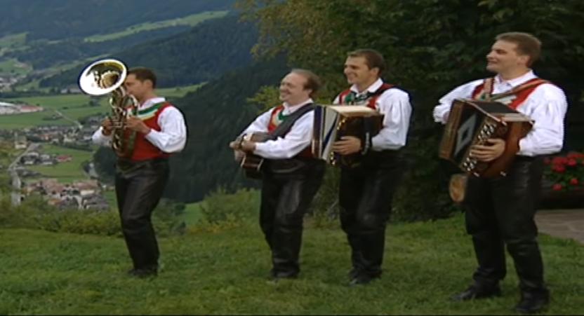 ZIM - Zillertaler Musikanten - muzică tradițională din zona Tirol