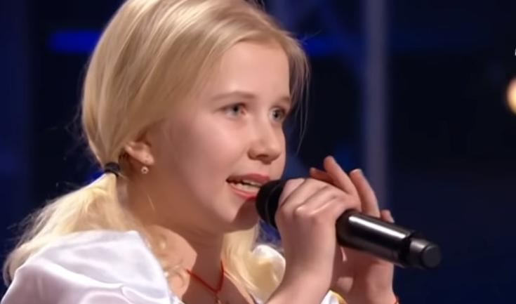 София Шкидченко - Awesome Yodeling