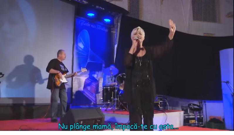 Nu plânge mamă...- Marina Tomašević - Ne plači, majko