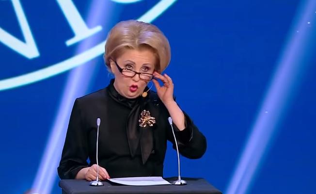Viorica Dancilă(sosie) - Am preluat portofelul de ministru ca să diminuez țara