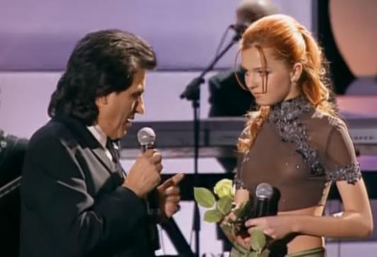 Toto Cutugno & Veronika Agapova - Et Si Tu N'existais Pas